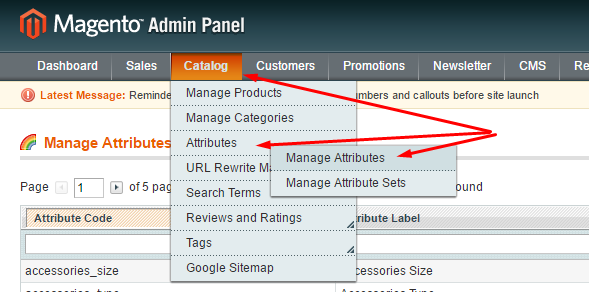 How to create a Magento configurable product [ Tutorial