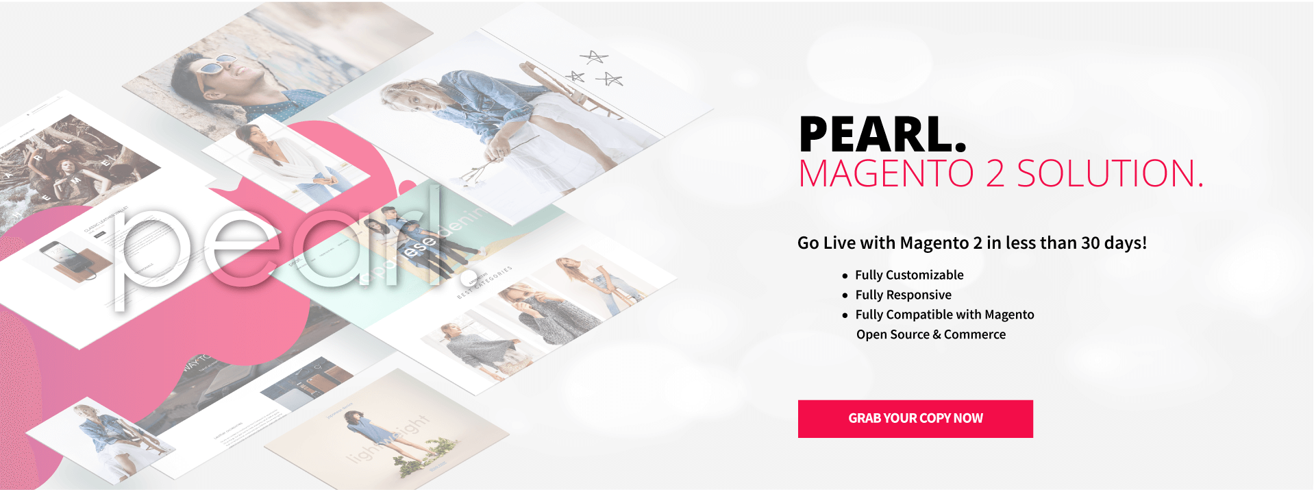 How to Go Live with Magento 2 in less than 30 days using the Pearl